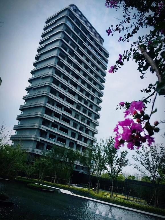 仁恒运河时代花园