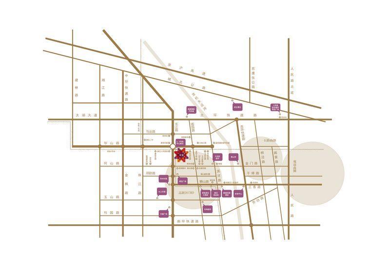 新区港龙城市商业广场