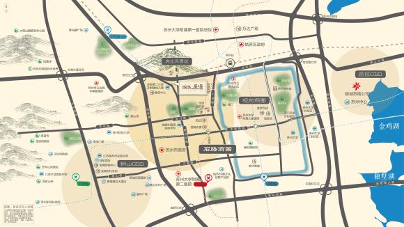 银城原溪1