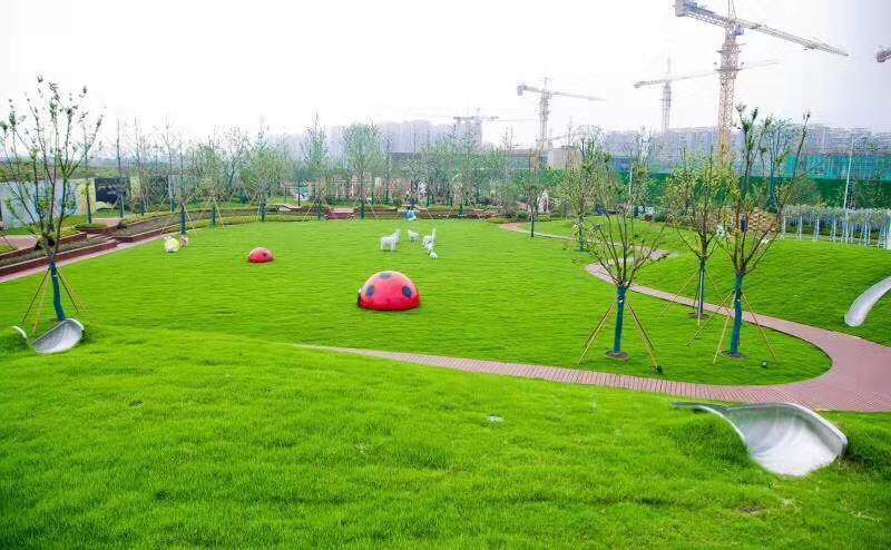 蔚蓝四季花园2